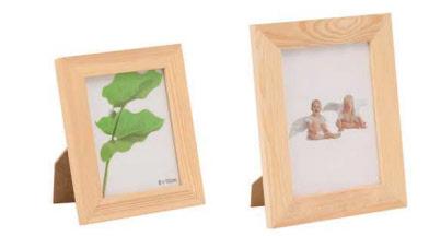 Gut gemocht Bilderrahmen, Fotorahmen und Spiegel aus Holz PE04